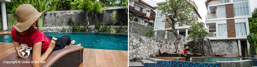Family Villa in Batu City - Globe in the Hat x Azcarya Villa