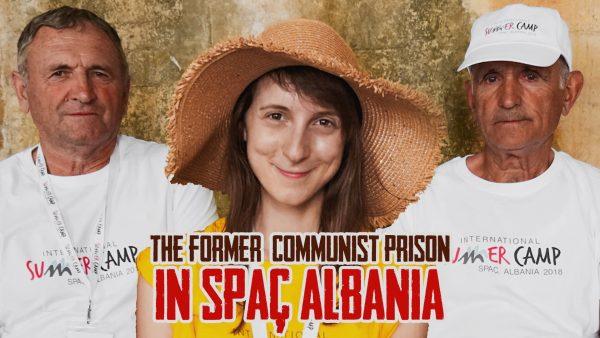 Former Comunist in Albania